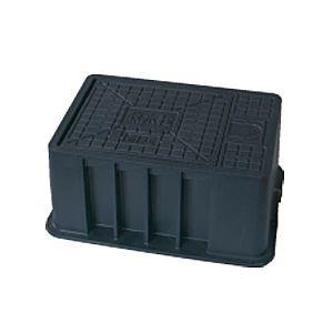 散水栓ボックス JS-4 樹脂製 耐圧タイプ(T2) ...