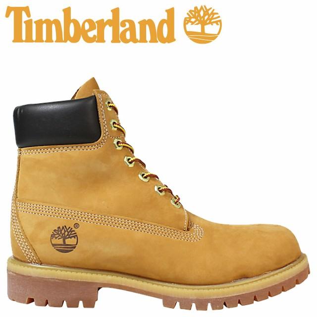 ティンバーランド ブーツ メンズ 6インチ Timberl...