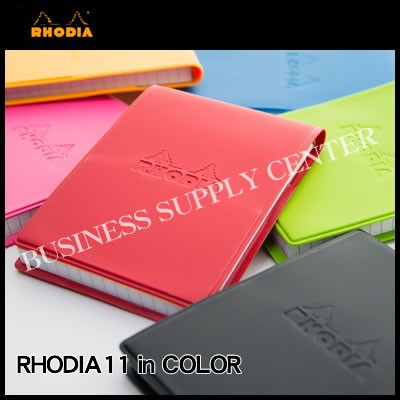 RHODIA(ロディア) ロディア 11 インカラー<A7/8...