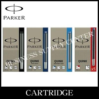 PARKER(パーカー) クインク・カートリッジ<5本入...