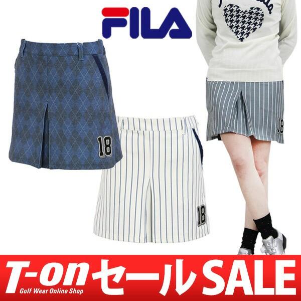 スカート レディース フィラ ゴルフ FILA GOLF 20...