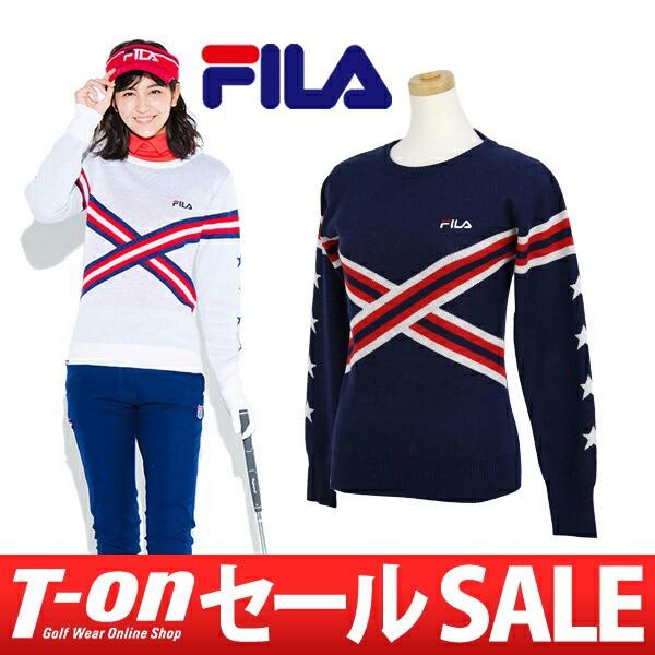 セーター レディース フィラ ゴルフ FILA GOLF201...