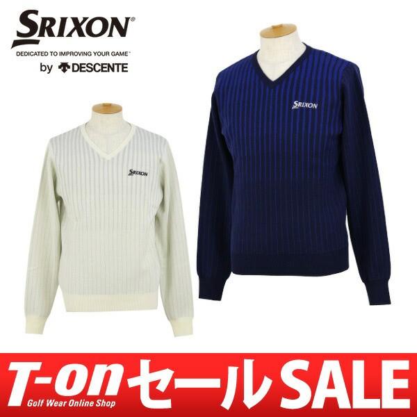 セーター メンズ スリクソンbyデサント SRIXON 20...