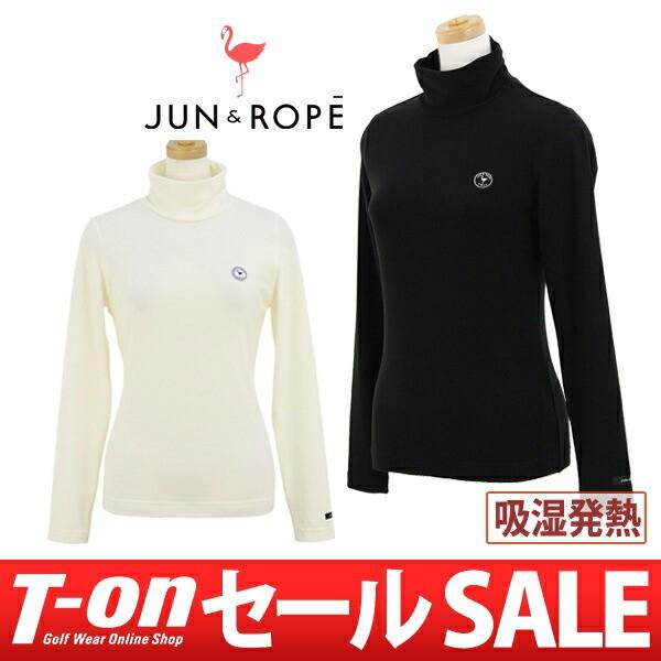 長袖ハイネックシャツ レディース ジュン&ロペ J...