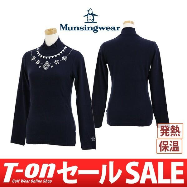 ハイネックシャツ レディース マンシングウェア M...