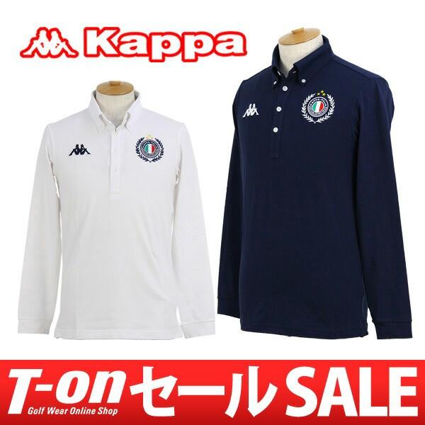 ポロシャツ メンズ カッパ ゴルフ Kappa Golf 201...