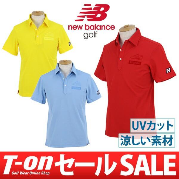ポロシャツ メンズ ニューバランス ゴルフ new ba...
