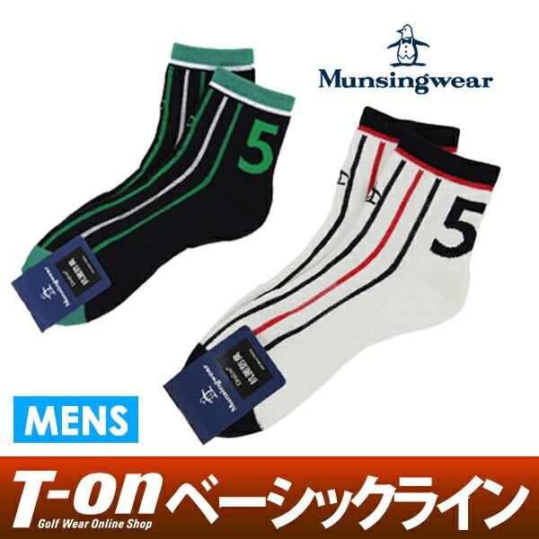 ソックス メンズ マンシングウェア Munsingwear 2...
