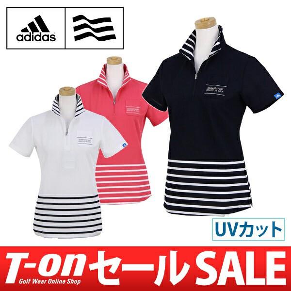 【20%OFFセール】半袖ポロシャツ レディース ア...