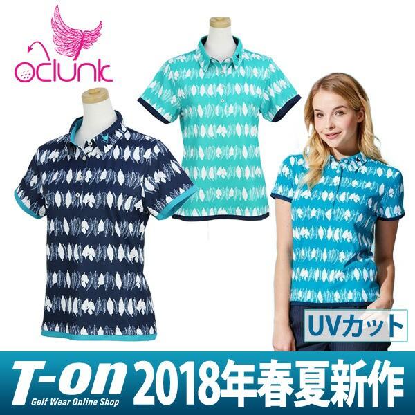 ポロシャツ レディース クランク CLUNK 日本正規...