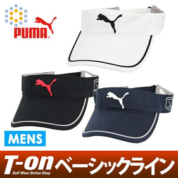 サンバイザー メンズ プーマゴルフ PUMA・PUMA GO...
