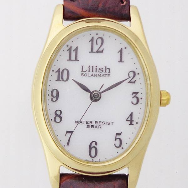 シチズン時計 リリッシュ Lilish【H053-104】SOLA...