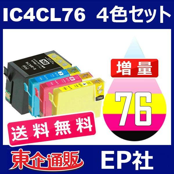 IC76 IC4CL76 4色セット 増量 ( 送料無料 ) 中身 ...