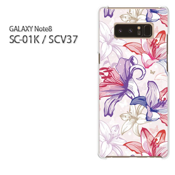Galaxy Note8 ケース SC-01K SCV37 DM便送料無料 ...