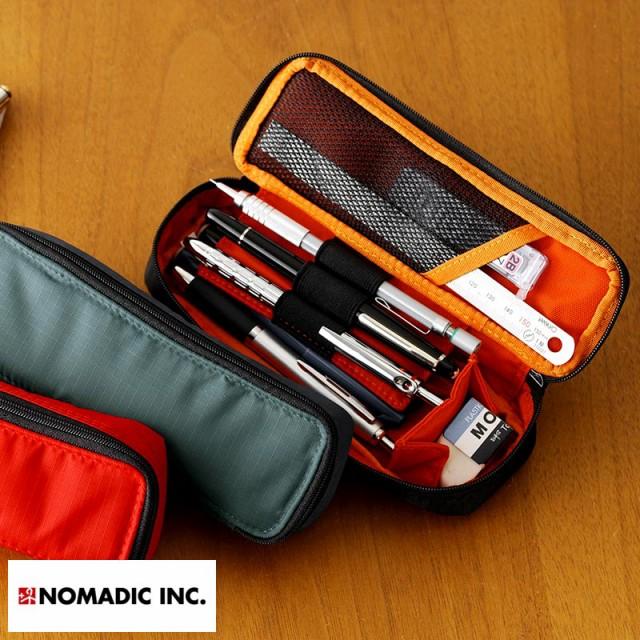 NOMADIC ノーマディック 二階建てペンケース PN-0...