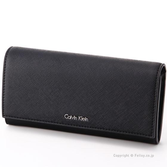 カルバンクライン 財布 CK K60K602329 001 BLACK ...
