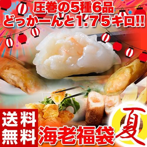えび エビ 海老福袋・夏 プチ海老餃子100個 海老...
