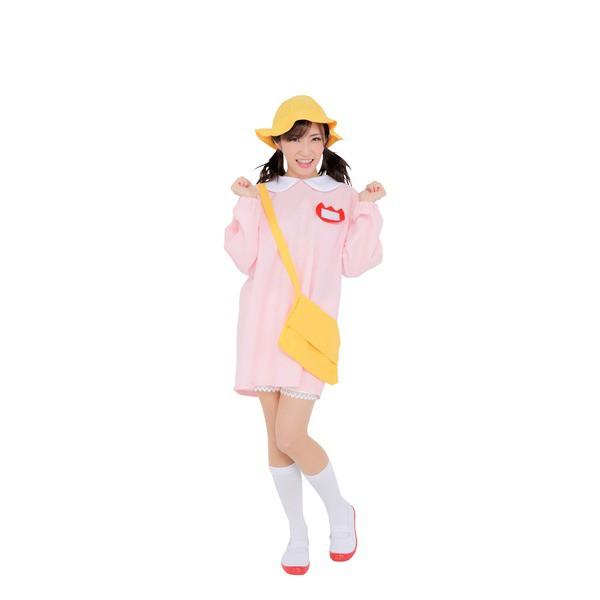 【コスプレ】 サクラ保育園 ピンク