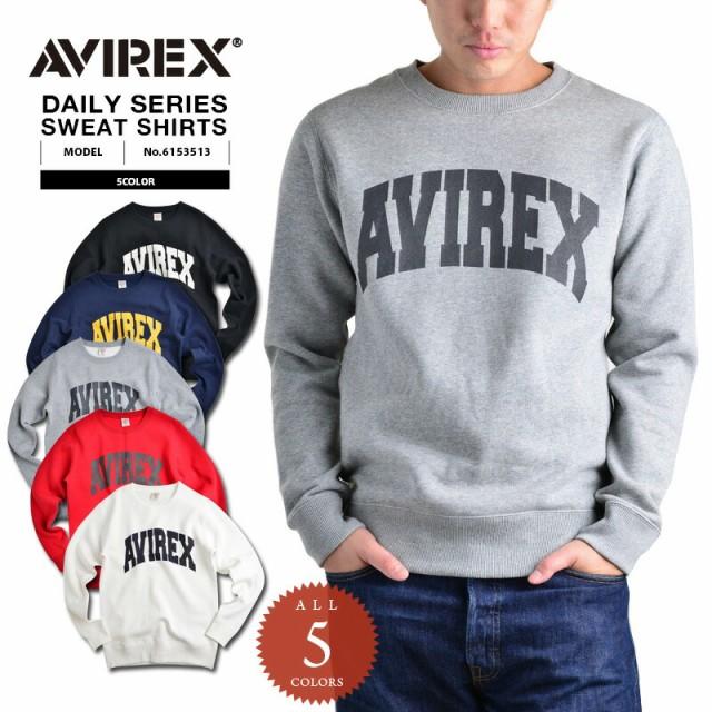 AVIREX アビレックス デイリーウェア 6153513 ロ...