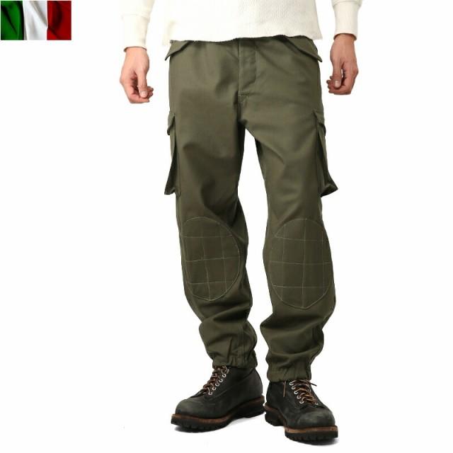 【T】実物 新品 イタリア軍 パラシュートカーゴパ...