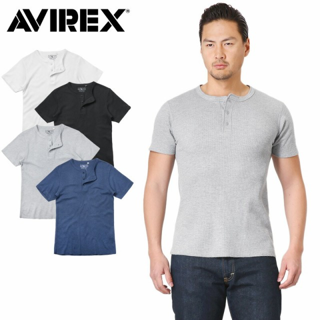 AVIREX アビレックス デイリーウエア 6173314 S/S...