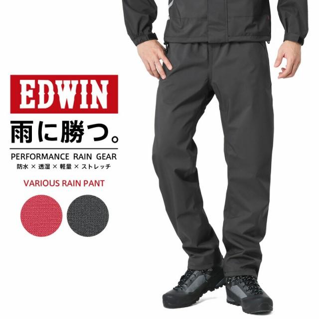 EDWIN エドウィン PERFORMANCE RAIN GEAR EW-610 ...