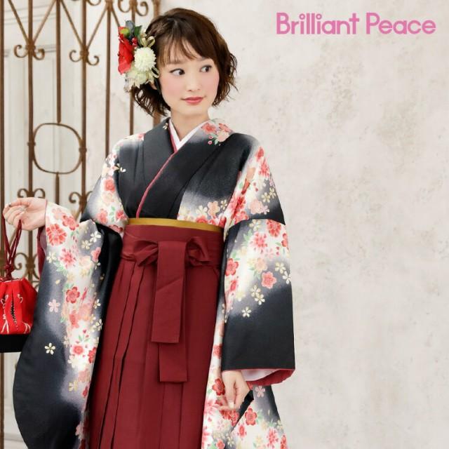 BrilliantPeace 袴 レンタル 卒業式 袴セット 卒...