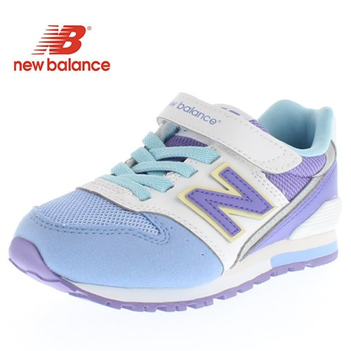 new balance ニューバランス KV996 PLY PURPLE/BL...