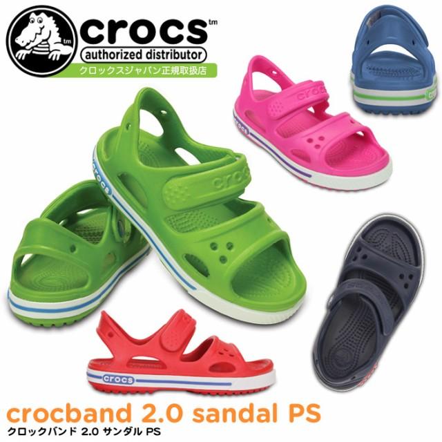 クロックス クロックバンド 2.0 サンダル PS croc...
