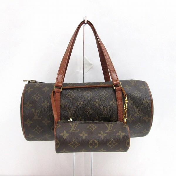 ルイヴィトン Louis Vuitton モノグラム 旧型パピ...