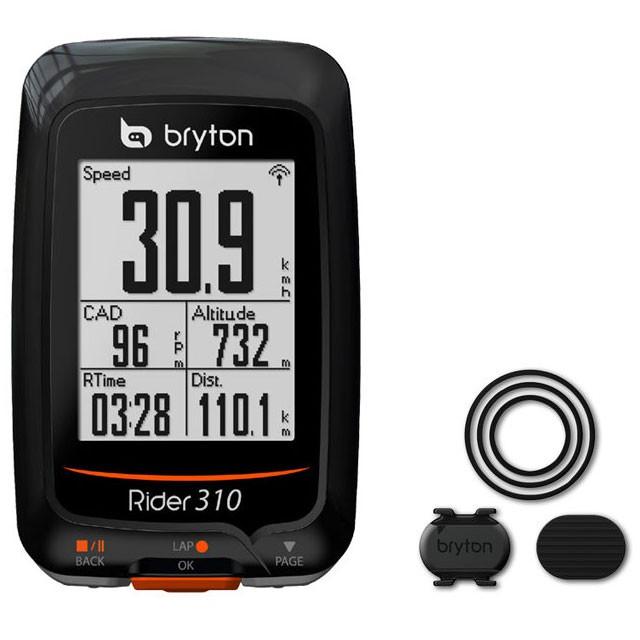 ブライトン Rider310C ケイデンスセンサー付 GPS