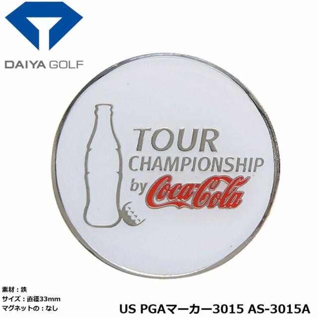 ダイヤゴルフ US PGAマーカー3015 AS-3015A メー...
