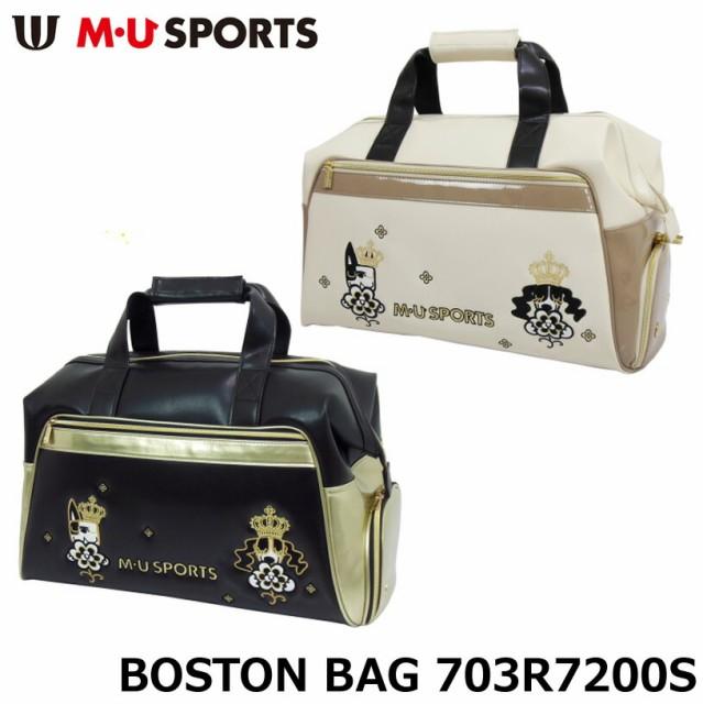 MU SPORTS エムユースポーツ ボストンバッグ 703R...