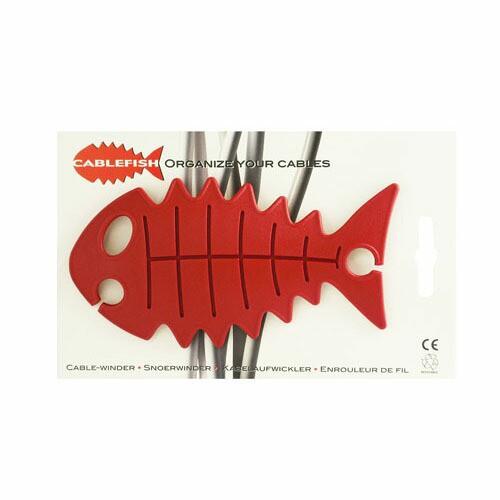 CABLE FISH/ケーブルフィッシュ(789708-レッド)楽...