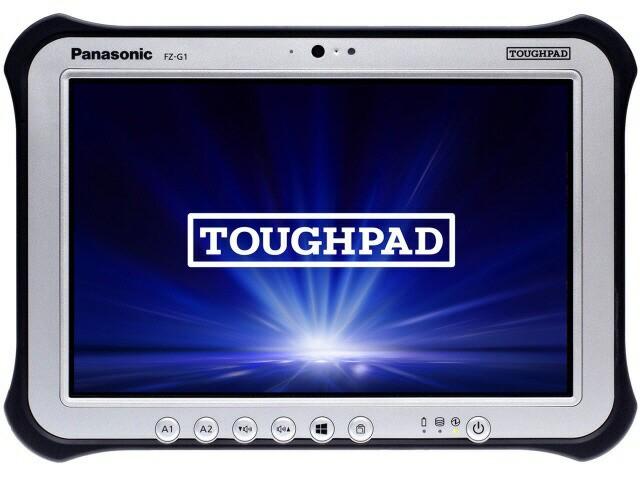 パナソニック タブレットPC(端末)・PDA TOUGHPAD ...