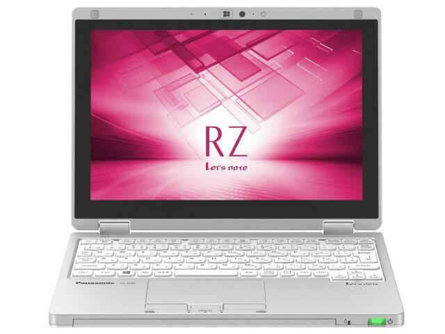 パナソニック ノートパソコン Let's note RZ6 CF-...