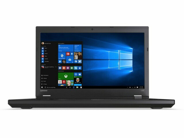 Lenovo ノートパソコン ThinkPad L570 20J8000BJP...