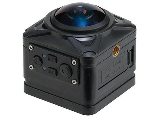 ジョワイユ ビデオカメラ JOY700BK [ブラック]
