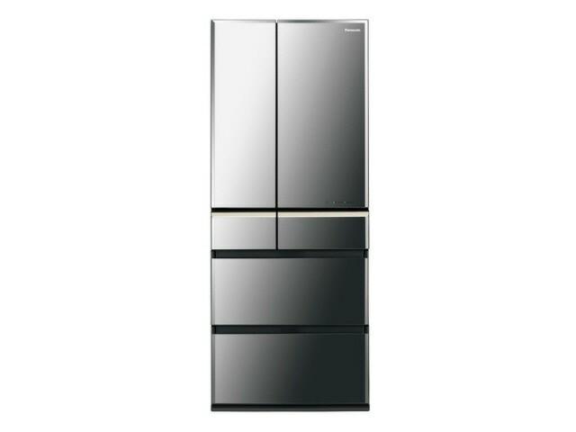 パナソニック 冷凍冷蔵庫 NR-F603WPV-X [オブシデ...