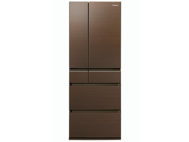 パナソニック 冷凍冷蔵庫 NR-F553HPX-T [マチュア...