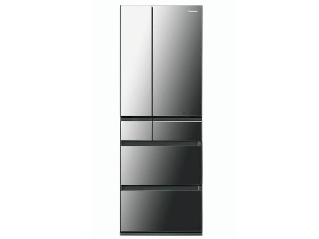 パナソニック 冷凍冷蔵庫 NR-F503HPX-X [オニキス...