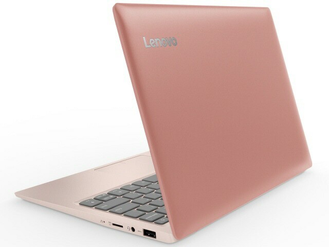 Lenovo ノートパソコン ideapad 120S 81A4004MJP ...