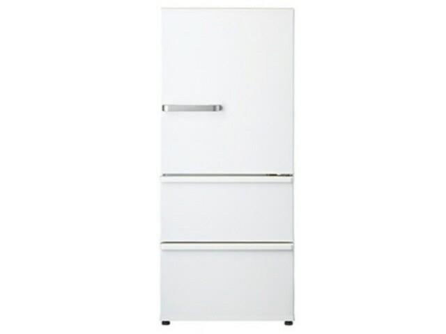 AQUA 冷凍冷蔵庫 AQR-27G-W [ナチュラルホワイト]...