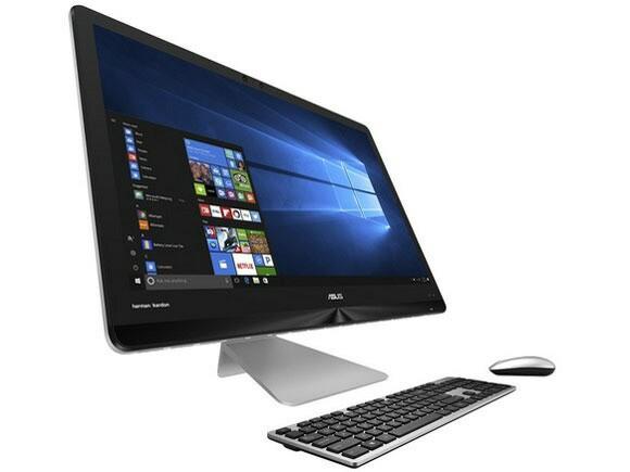 ASUS デスクトップパソコン Zen AiO ZN270IEUK ZN...