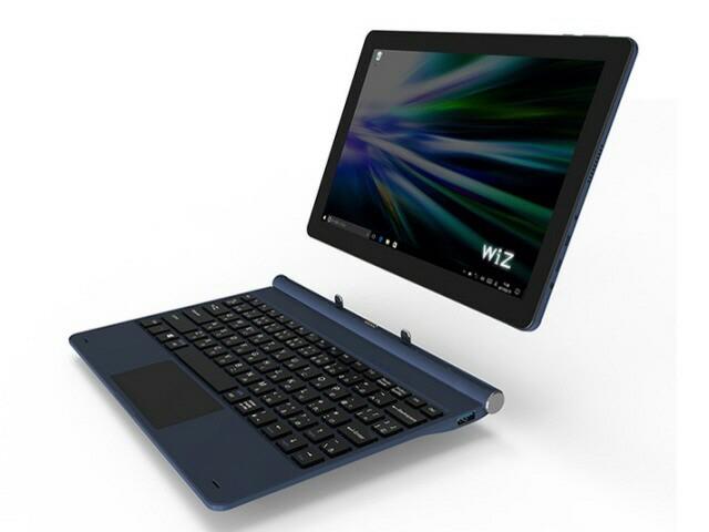 KEIAN ノートパソコン WiZ KBM101K-NB