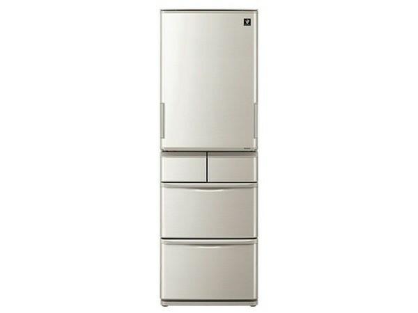 シャープ 冷凍冷蔵庫 SJ-W412D