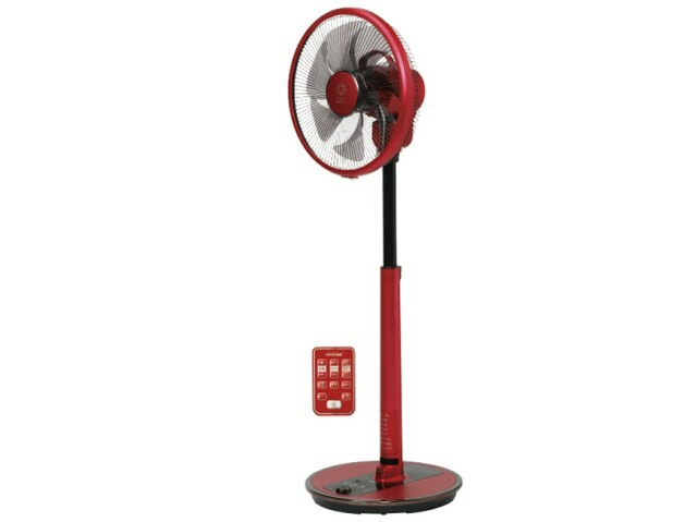 トヨトミ 扇風機 FS-DS30IHR(R) [レッド]