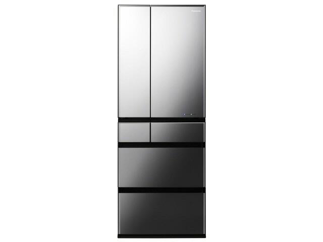 パナソニック 冷凍冷蔵庫 NR-F554WPX-X [オブシデ...