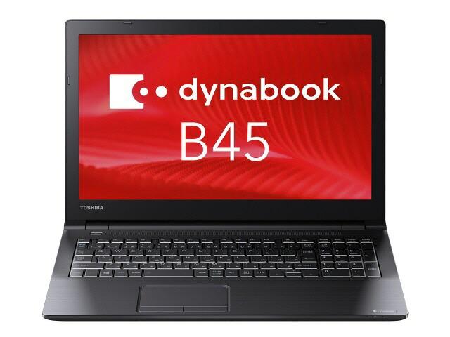 東芝 ノートパソコン dynabook B45 B45/H PB45HNB...