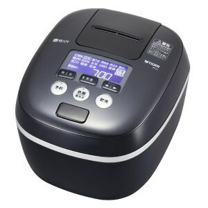タイガー魔法瓶 炊飯器 炊きたて JPC-A102-KE [ア...